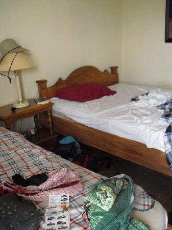 Casa Ciudadela Hostel : double room