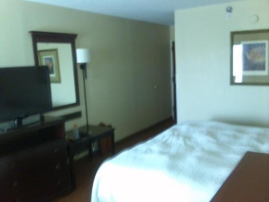 Hampton Inn University Place: bedroom