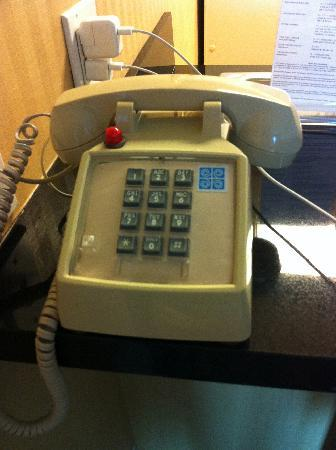HYATT house Cypress/Anaheim: outdated phone
