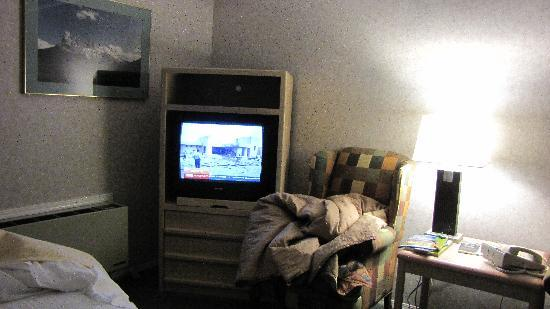 Days Inn Canmore: TV
