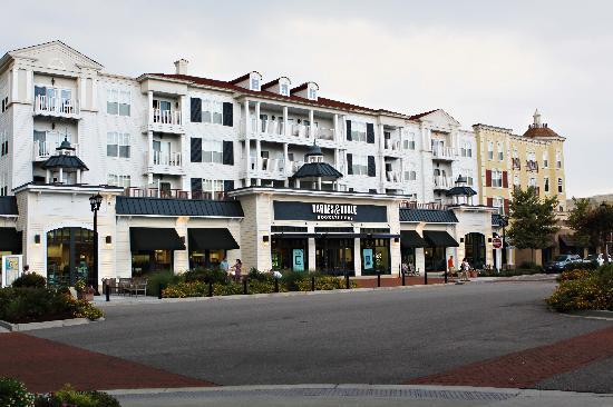 Hotel Suites of the Market Common: Condos adjacent from our unit