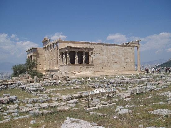Tour Trip Greece: Parthanon