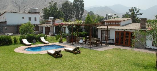 Cieneguilla, Peru: Bungalow