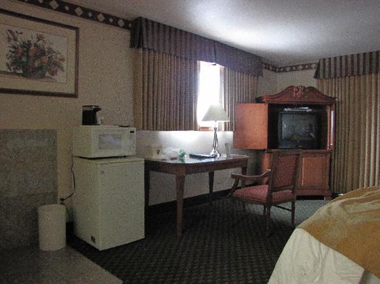 Quality Inn & Suites Seattle: Room