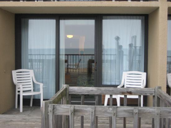 Capes Hotel: balcony