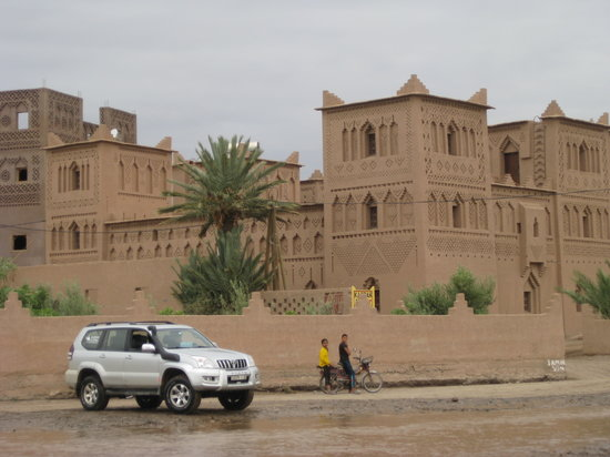 Arenas 4x4 Excursions : 4x4 Oasis and kasbahs