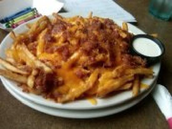 Monk's Bar & Grill : Monkey Fries