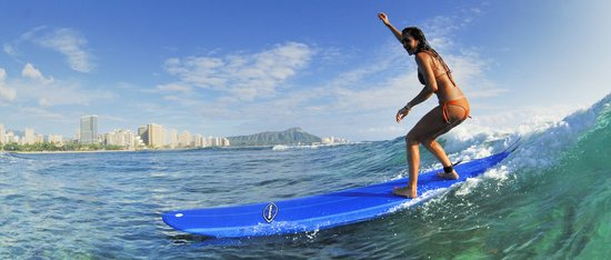 Kai Sallas' Pro Surf School Hawaii