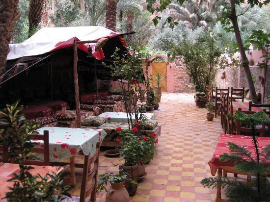 Hotel Anissa: last tent shot