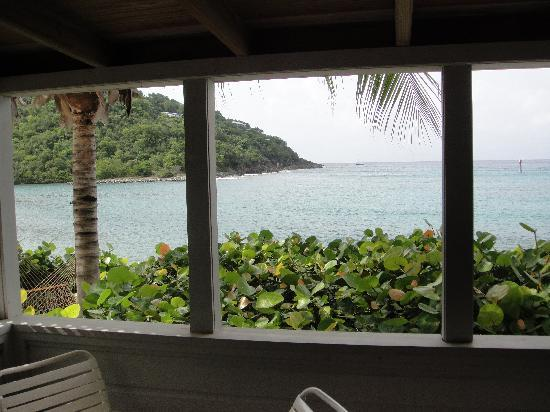 Coconut Coast Villas: From our room at Coconut Coast - Day