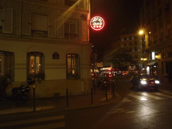 Hotel Louis  Saint Sulpice