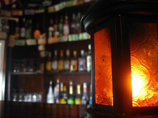 Druid's Irish Pub & Restaurant : bar shot