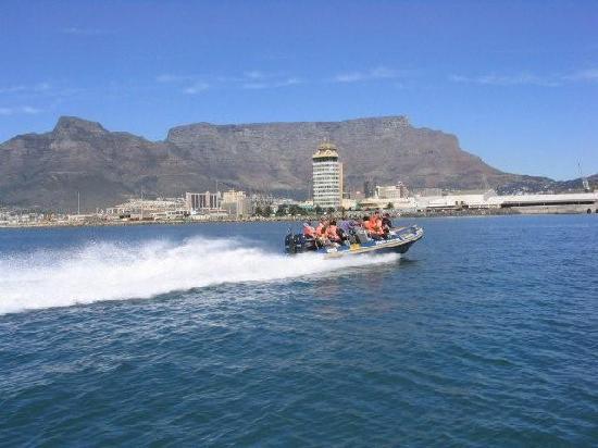 Atlantic Adventures: Scenic views of Table Mountain