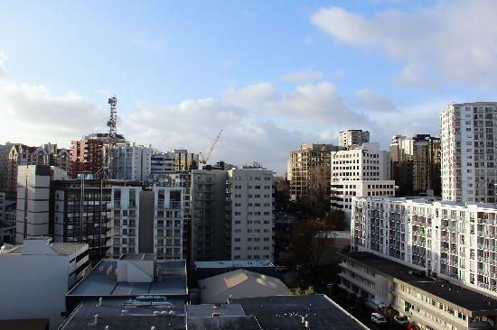 Quest Auckland Serviced Apartments : Day scene from balcony