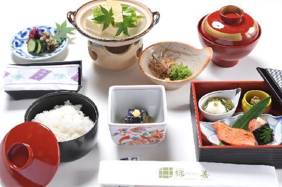 Watazen : 朝食:例