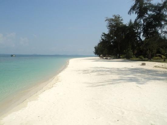 Pulau Besar, Malaysia: aseania beach....paradise