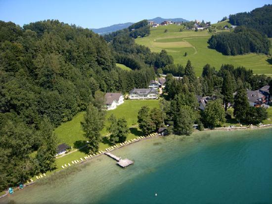 Mondsee, Østerrike: Außenansicht