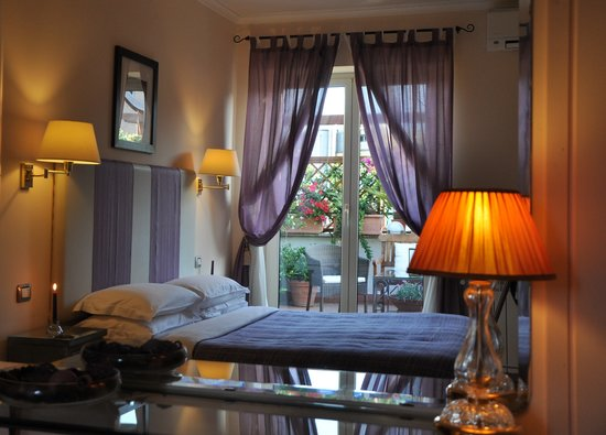 Althea Inn: Superior double room