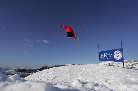 UCPA Flaine Altair : Flaine Snow park