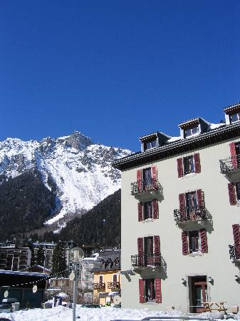 UCPA Chamonix: the centre