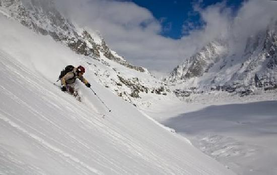 UCPA Chamonix: Steep off Piste