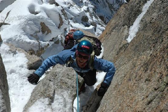 UCPA Chamonix: Mountaineering