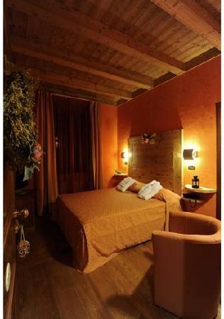 Hotel Maison de Neige: camera doppia
