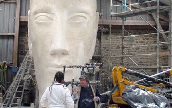 Espace culturel Louis Derbré: atelier de création
