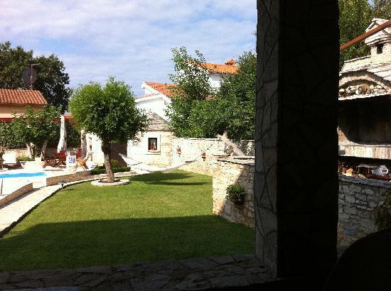 Villa Velike Stine: Garden 1