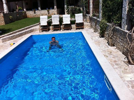 Villa Velike Stine: Pool 1