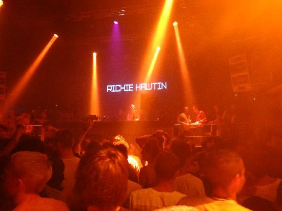 Playa d'en Bossa, Spain: Richie Hawtin