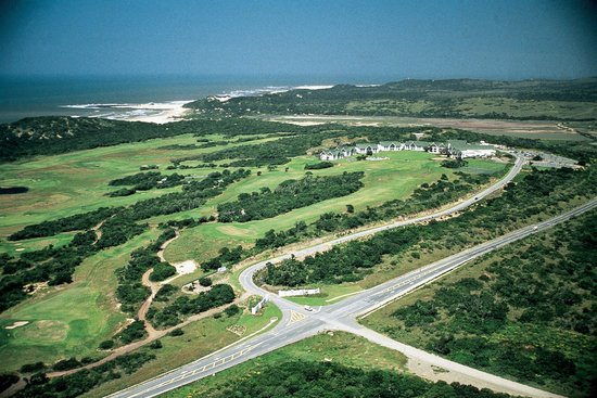 Port Alfred, Südafrika: Fish River Sun from the Air