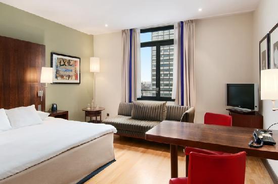 Hilton Brussels City : Hilton King Deluxe
