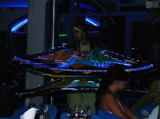 Le Nil Bleu: Danseur Soufi