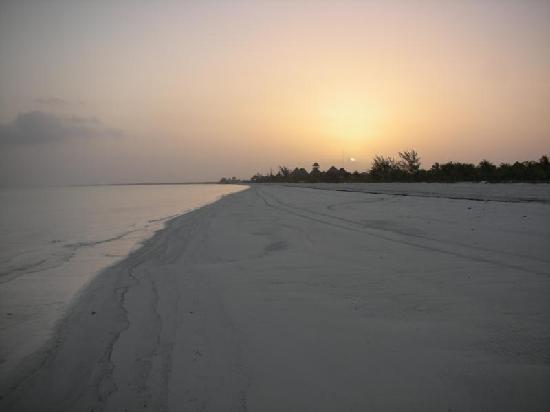 Villas Paraiso del Mar: La playa