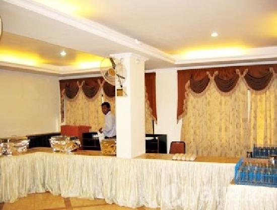 Annapurna Hotel : conference hall
