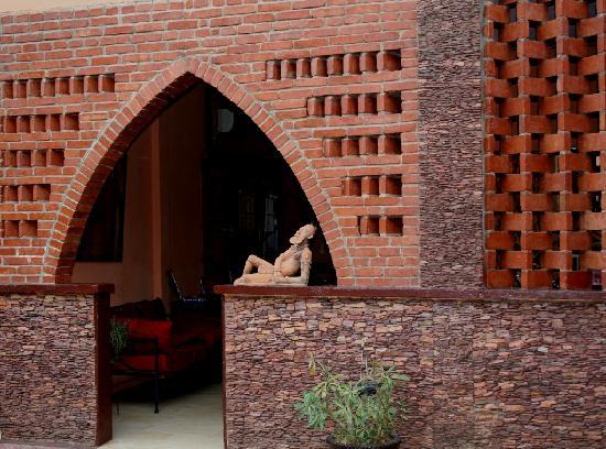Villa Soudan: Réception