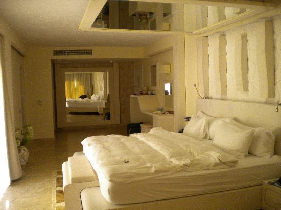 Peninsula Gardens Hotel: Jade room