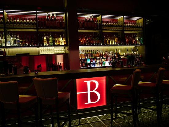 Bilkova restaurace: bar
