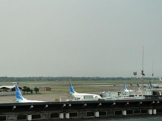 Jakarta Airport Hotel: View from room