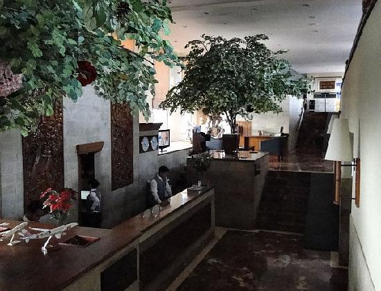 Jakarta Airport Hotel - UNDER RENOVATION: Rception
