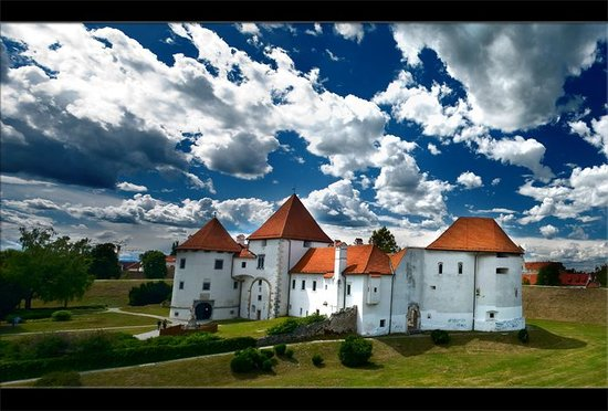 Old Castle (Stari Grad) Varazdin Castle