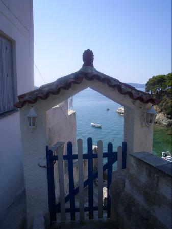 Marina Apartments: Skiathos town