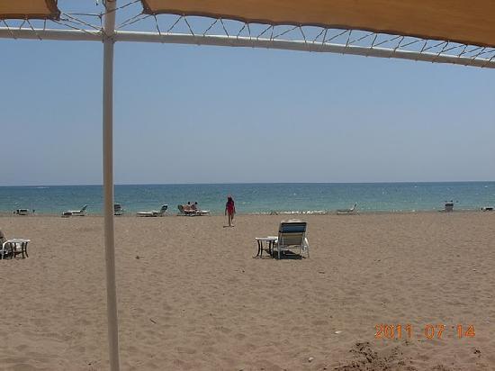 Lykia World & Links Golf Antalya: The beach