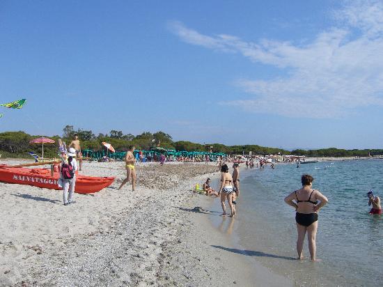 Spiaggia foto di hotel eurovillage budoni tripadvisor for Alloggi budoni
