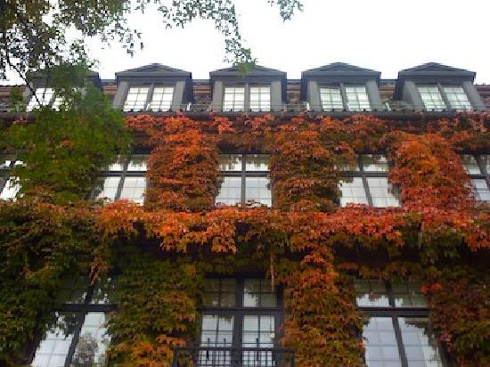 Clarion Collection Hotel Gabelshus: outside