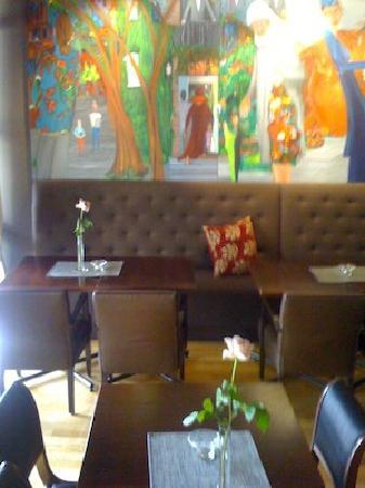 Clarion Collection Hotel Gabelshus: restaurant