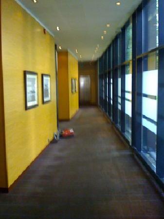 Clarion Collection Hotel Gabelshus : corridor