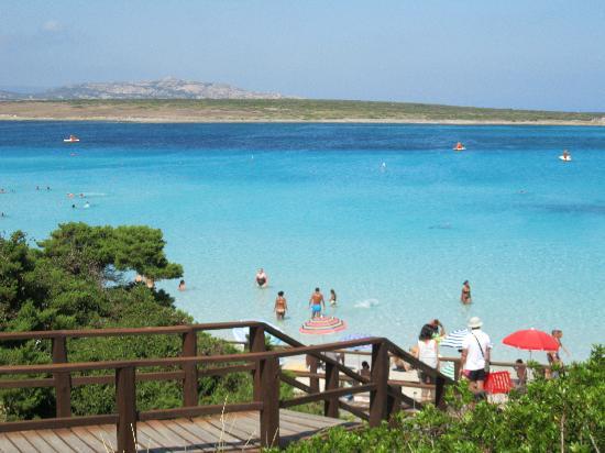 Park Hotel Asinara : la Pelosa