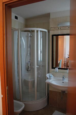 Hotel Bixio : La salle de bain
